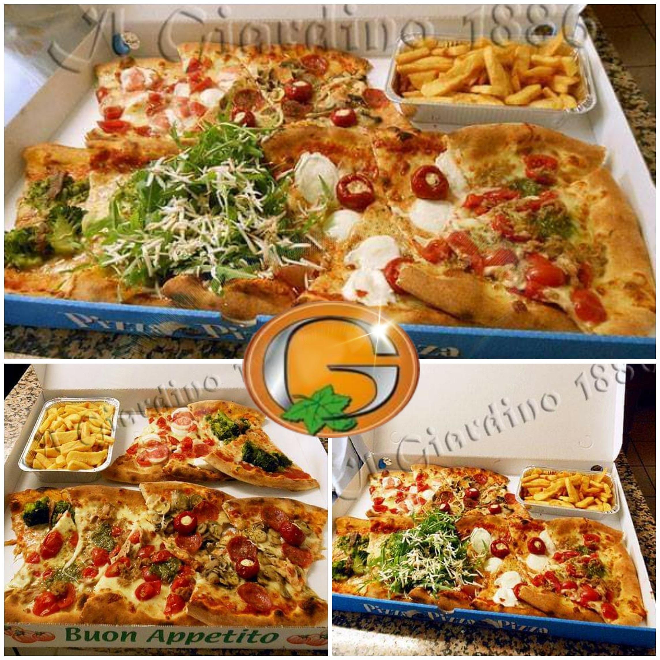 Tagliere degustazione Pizza